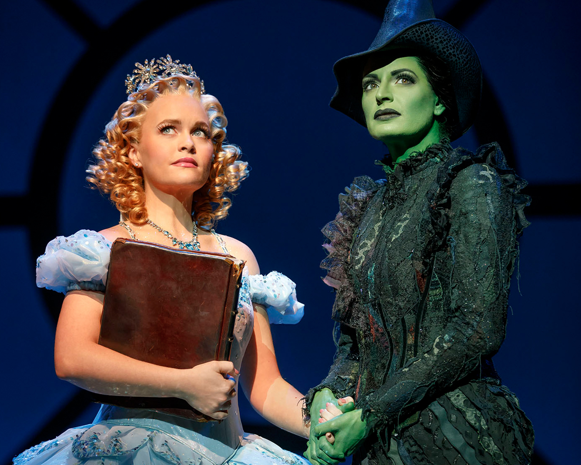 WICKED_Photo_Amanda Jane Cooper and Jackie Burns_ 2000 x 1600_ Photo by Joan Marcus