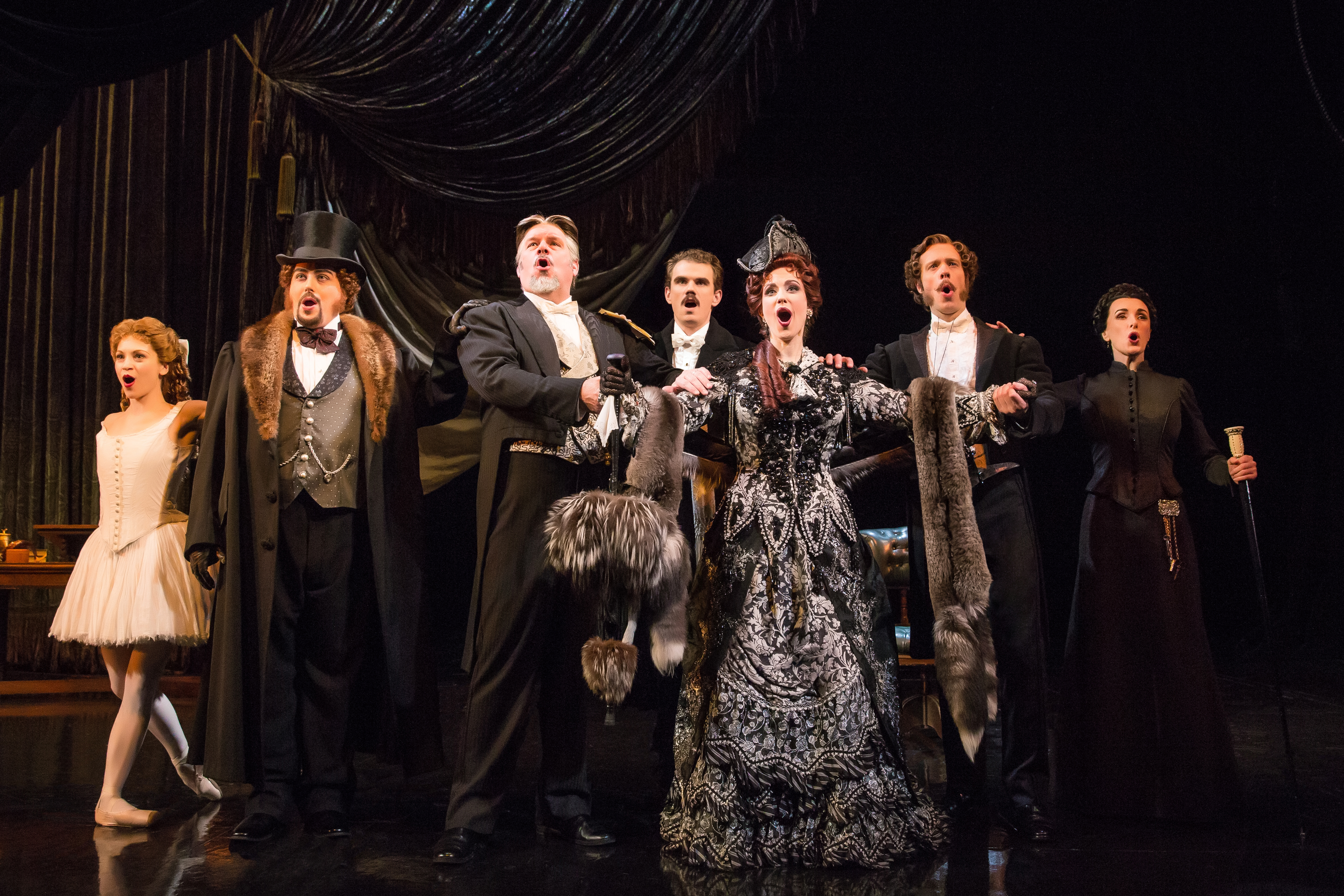 6-Members of The Company in Prima Donna by Matthew Murphy
