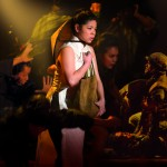 (7) Eva Noblezada as Kim in scene from the London production of MISS SAIGON.  Photo by Michael Le Poer Trench and Matthew Murphy