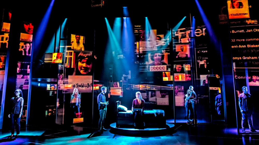 """Song """"You Will Be Found"""" from Dear Evan Hansen,, London and Broadway smash-hit musical"""