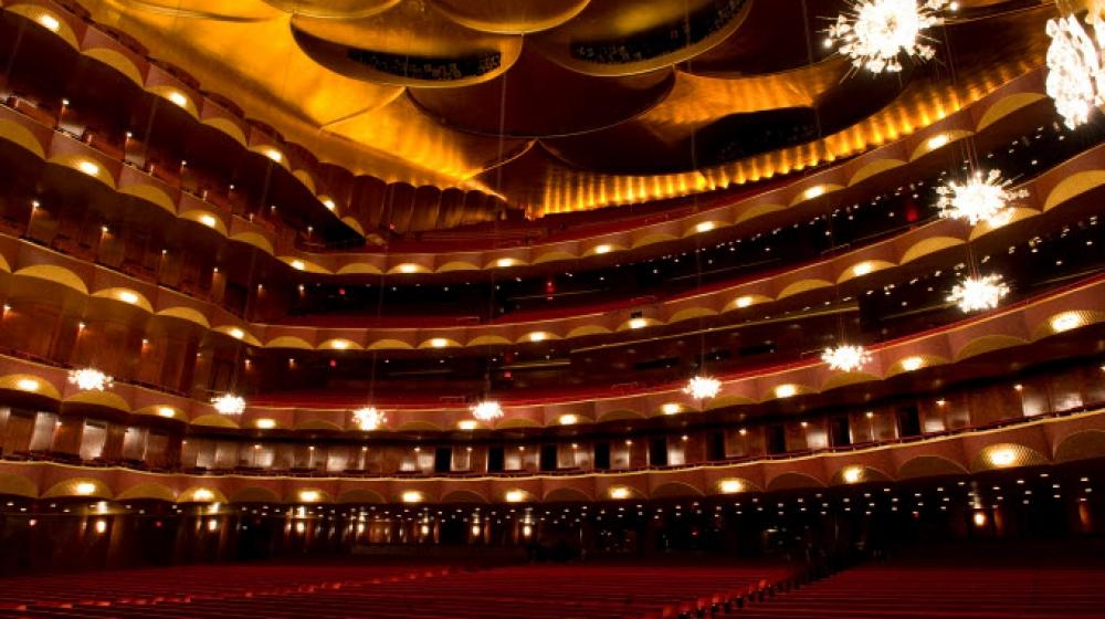The Metropolitan Opera Opens Gates To The Public For Free