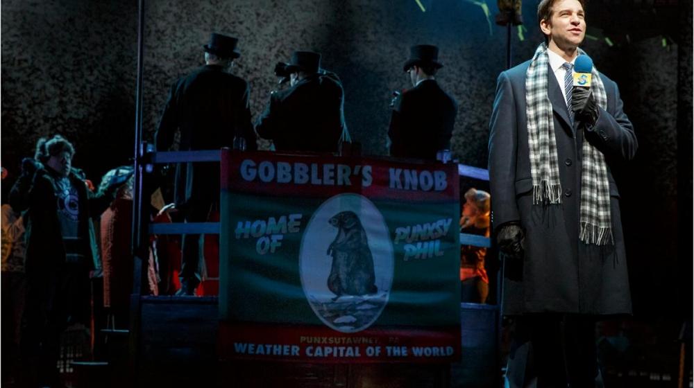 Lighting Up Broadway's Groundhog Day